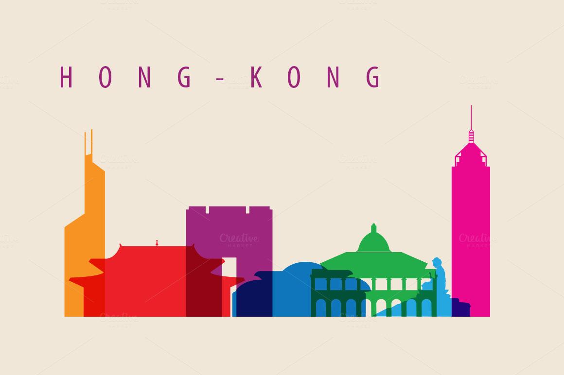 Hong Kong clipart Download Hong Kong Clip Cityscape