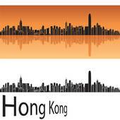 Hongkong clipart Hong Royalty Art skyline GoGraph