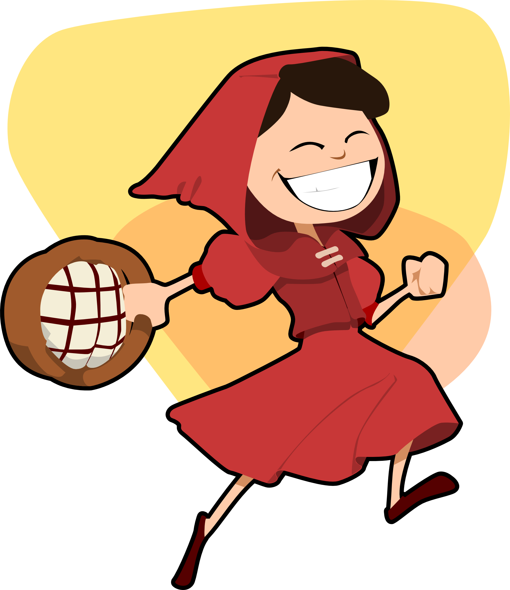 Red Riding Hood clipart Riding Download clipart clipart Red
