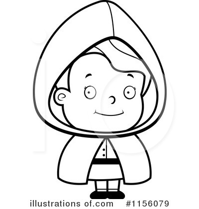 Hood clipart Illustration Illustration Little by Cory
