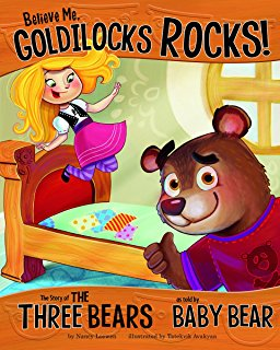 Red Riding Hood clipart goldilocks and the three bears (Picture as The by