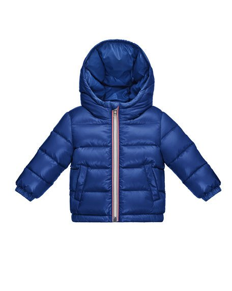 Hood clipart blue jacket Jacket Marcus More Moncler Quilted