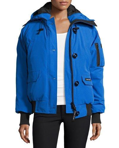 Hood clipart blue jacket Royal Neiman Goose Hooded Blue