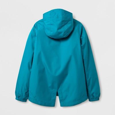 Hood clipart blue jacket Target Coats : Jackets