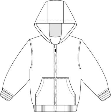 Coat clipart hood Black Sweatpants Clipart cliparts Hooded