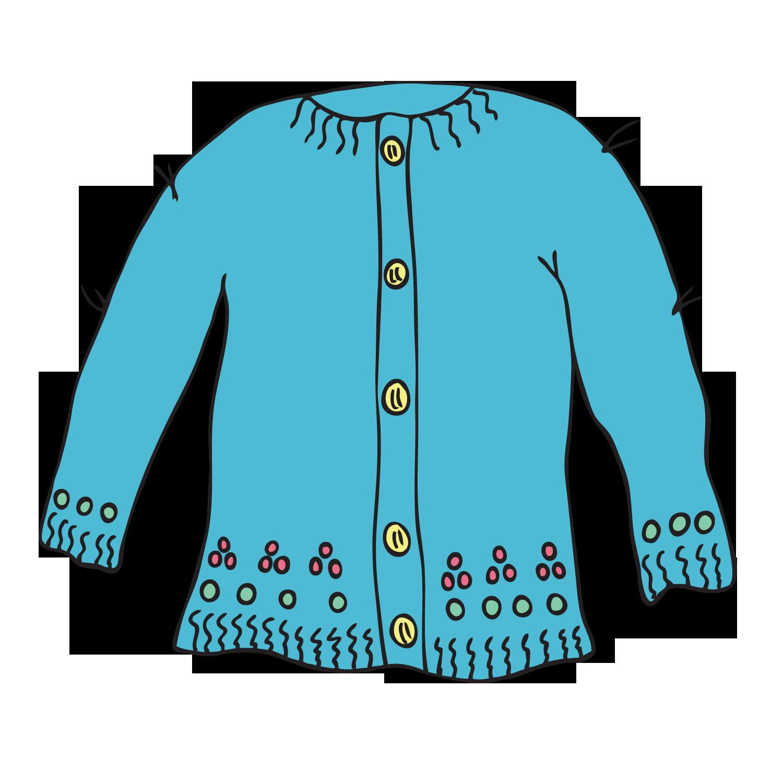 Coat clipart sweater Download Free Art Art on