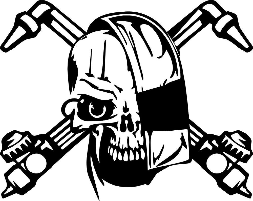 Welder clipart welding mask Car Skull Welder Details Truck