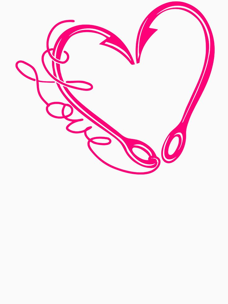 Hook clipart heart  Fit ideas hook Relaxed