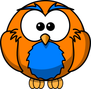 Hoot clipart And Art And Blue Blue