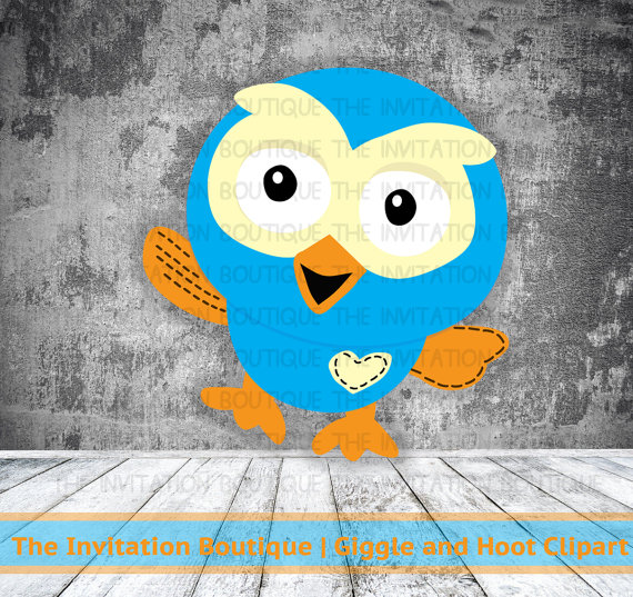 Hoot clipart And girls Giggle Hoot and