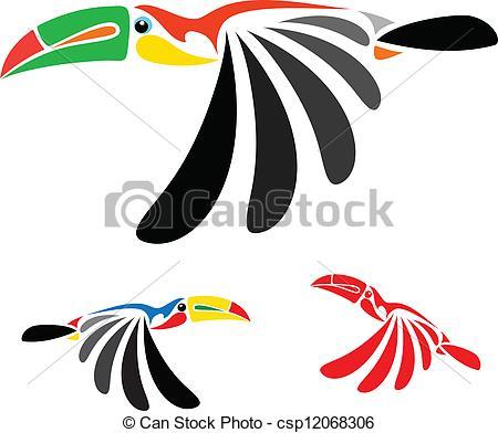 Hornbill clipart Nestling Illustration  csp10140927 Hornbill