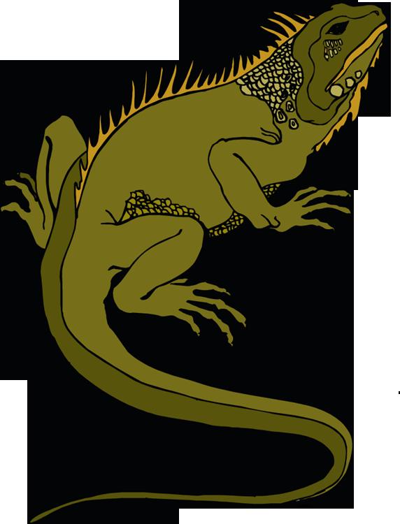 Reptile clipart #9