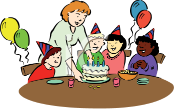 Celebration clipart party person Birthday images Birthday Clipart collection