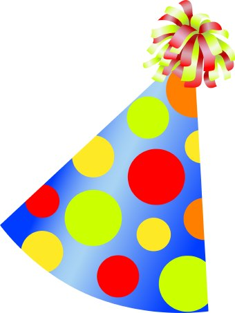 Celebration clipart cap Clip Clipart Clipart Birthday Art