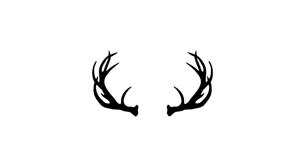 Buck clipart money symbol Clipart Deer Antlers Pinterest Deer
