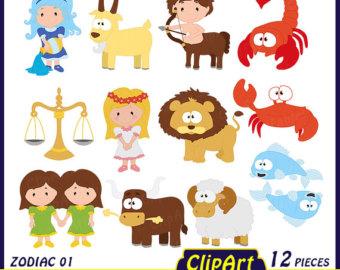 Horoscope clipart #10