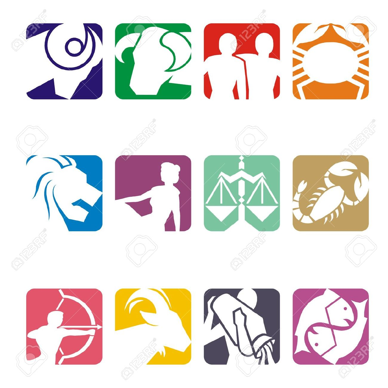 Horoscope clipart Zodiac art tattoo: clipart Collection