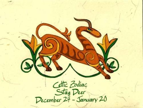 Zodiac clipart celtic Best Zodiac STAG Pinterest celtic