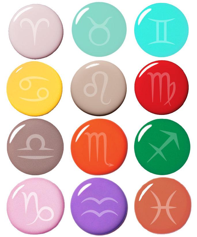 Horoscope clipart color Nails com Sign Nail You