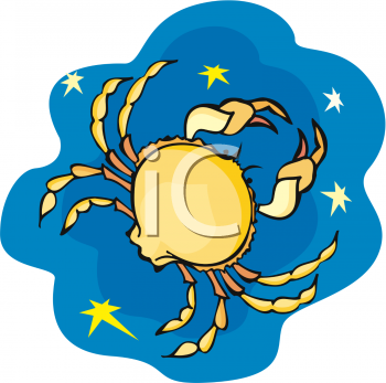 Zodiac clipart cancer Crab The Zodiac Cancer Symbol