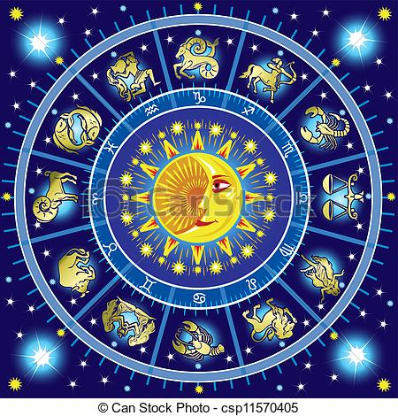 Horoscope clipart vector #14