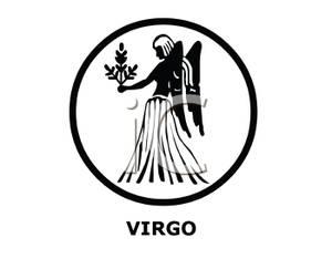 Zodiac clipart virgo Horoscope Virgo – Clip Clip