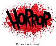 Horror clipart The HORROR Horror 92 royalty