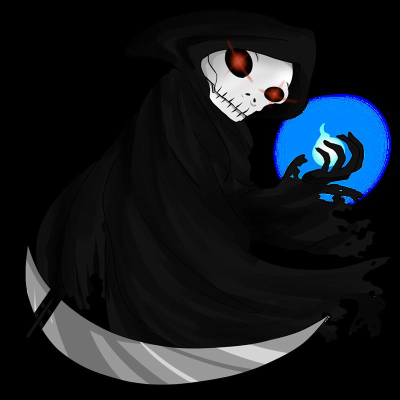 Horror clipart Reaper Art Scary Public Clip