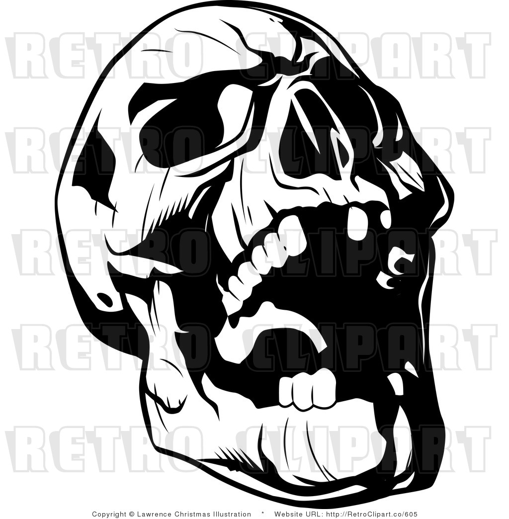 Horror clipart black and white Horror Free Clipart Free Clipart
