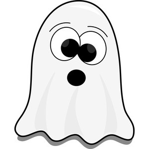 Adorable clipart ghost Cute Clip Cliparts Art Ghost