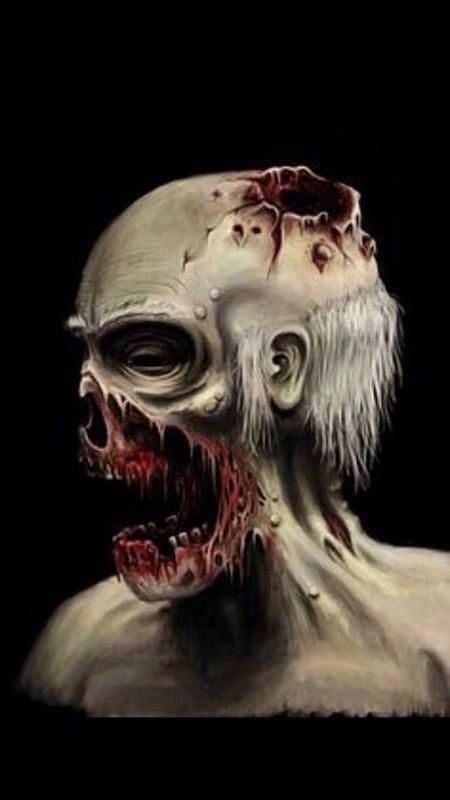 Horror clipart death rate #8