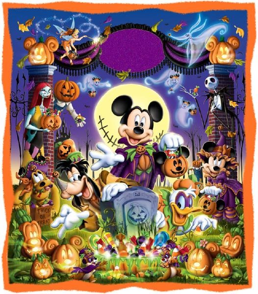 Horror clipart disney character halloween Disney images Disney at about