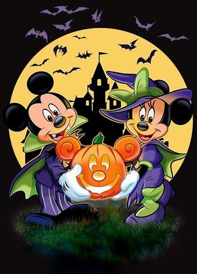 Horror clipart disney character halloween Halloween 25+ Disney Halloween Disney
