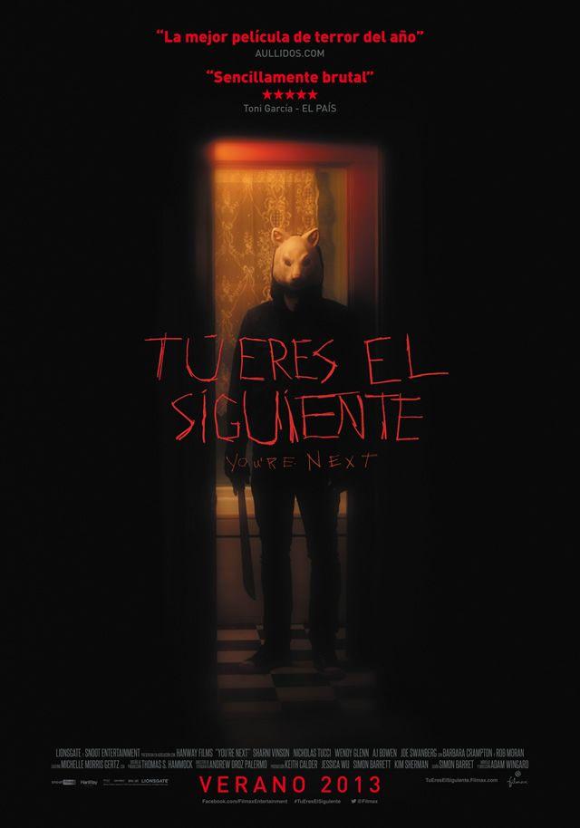 Horror clipart el cine #3