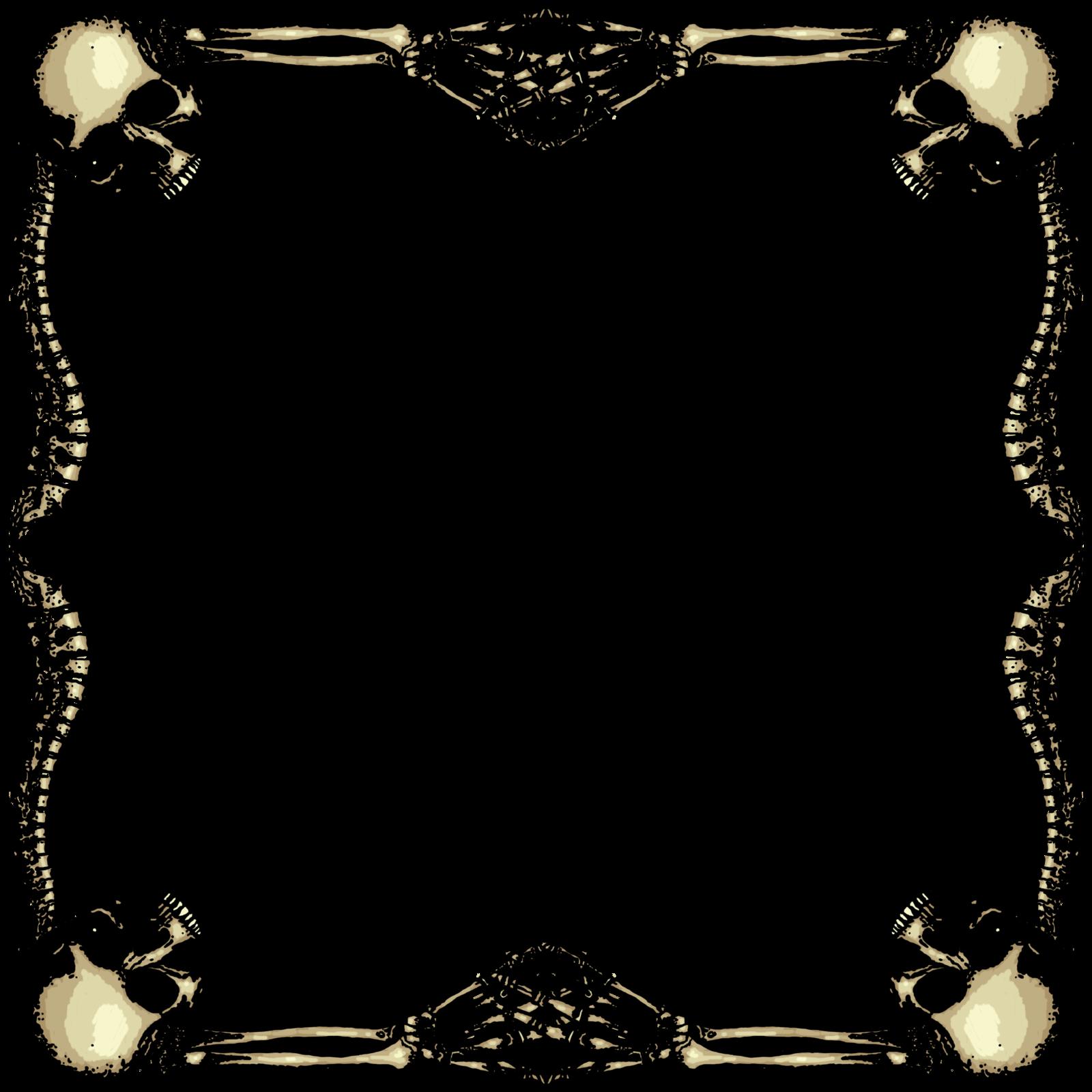 Horror clipart frame SevenBridges SevenBridges Frame on by
