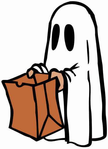 Horror clipart ghost costume Mortgage Horror   Halloween
