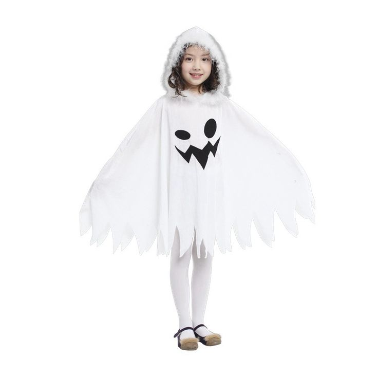 Horror clipart ghost costume Color Costumes Kids Pinterest Girls