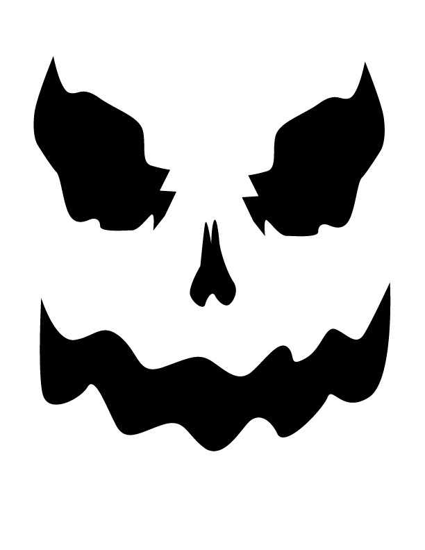 Ghostly clipart creepy Clipart Illustrations faces Images Scary