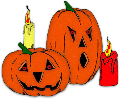 Spooky clipart halloween cartoon Gifs lanterns Halloween o Free