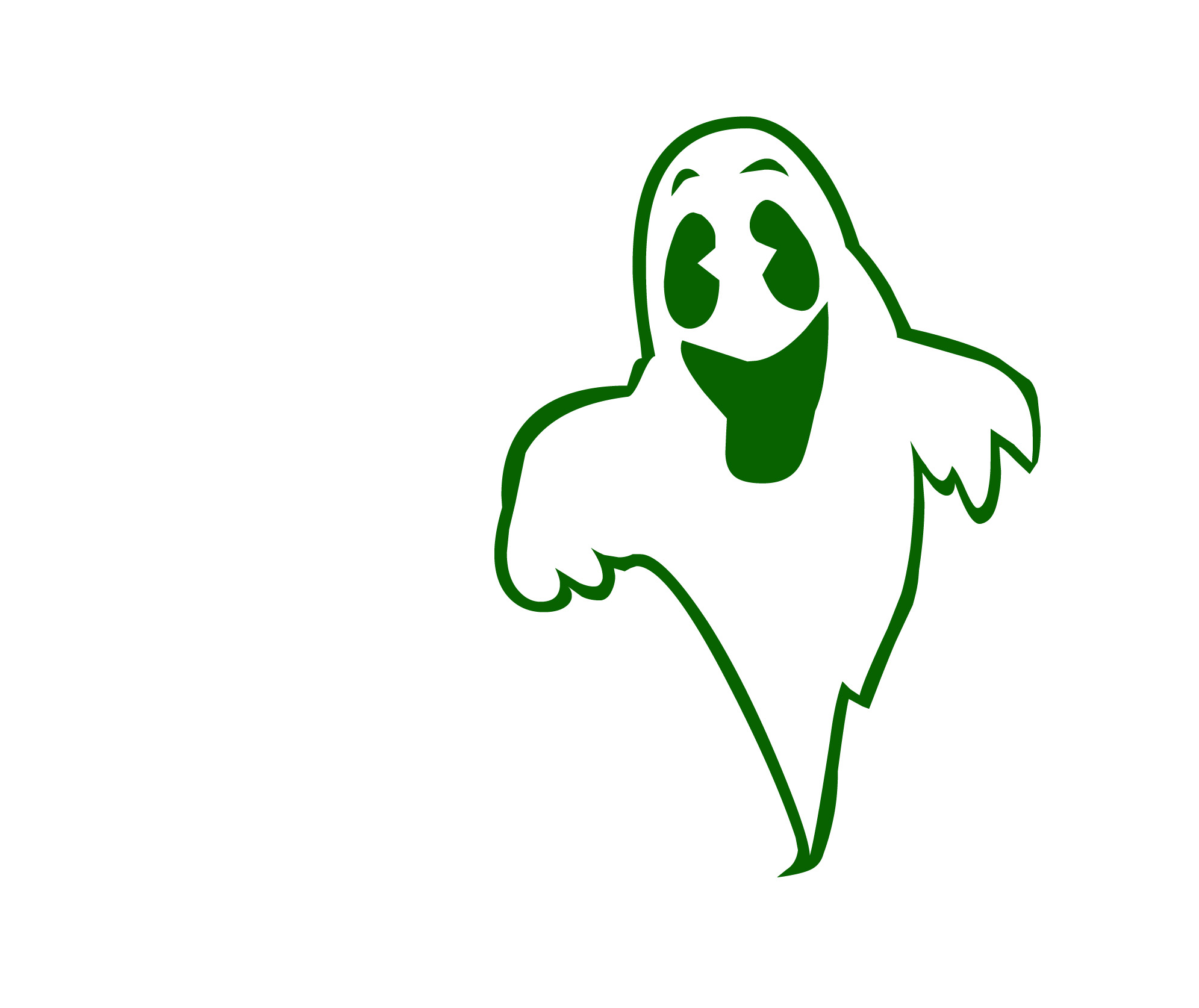 Phanom clipart happy ghost Smile Free Ghost Clipart Clipart