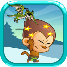 Horror clipart jungle Banana Adventure by In Adventure