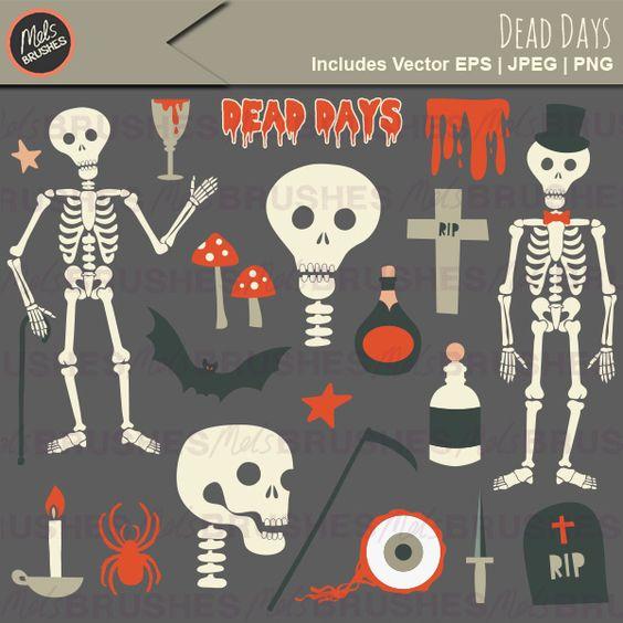 Horror clipart kids halloween #15