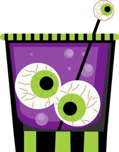 Horror clipart kids halloween #9