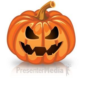 Horror clipart pumpkin Clipart PresenterMedia from A 15751