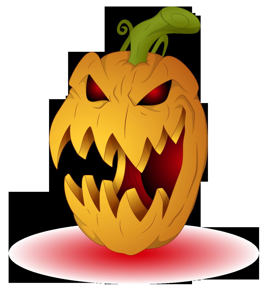Horror clipart pumpkin Art Photos scary Illustrations clipart