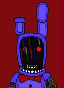 Horror clipart spirit Bonnie Spirit DeviantArt Horror