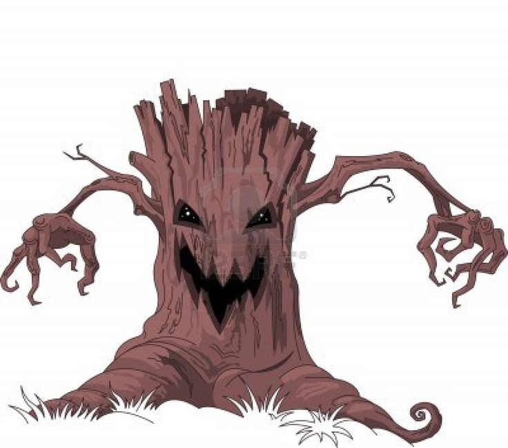 Horror clipart spooky tree On best about trees 32