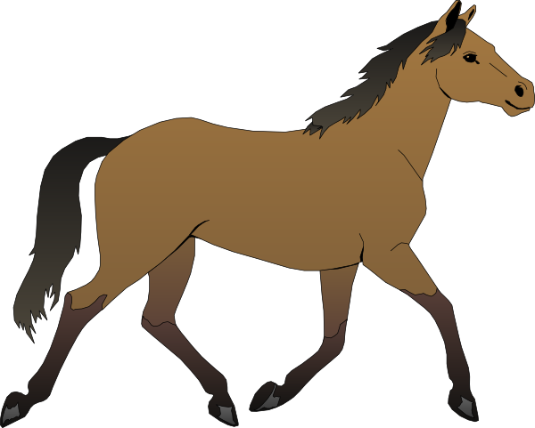 Horse clipart Horse Panda Images running%20turkey%20clipart%20black%20and%20white Clipart