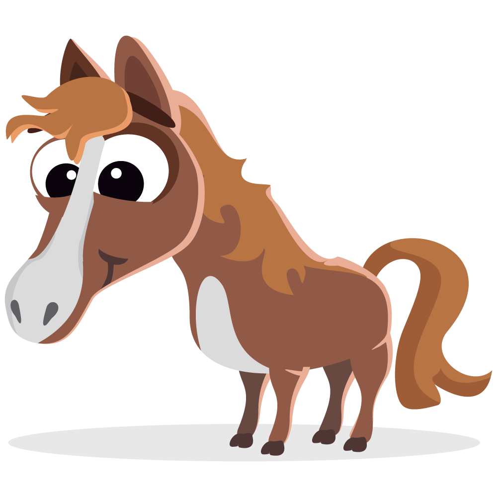Brown clipart baby horse Horse%20clipart And Clipart Clip Clipart