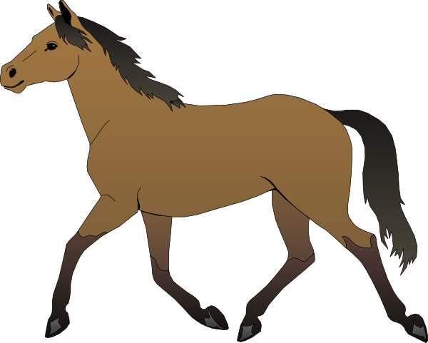 Horse clipart Free images clipart Cliparting com